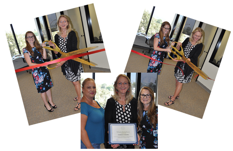 Huntington Ribbon Cutting