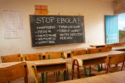 Small Ignorance fuels fear of Ebola